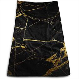 SINOVAL Gold and Black Wallpaper Quick-Dry Wonderful Hand To