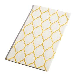 Echo Beach Products Gold Moroccan Design Cloth Like Guest To
