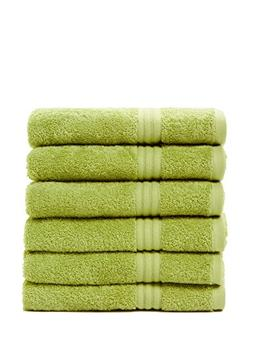 "Chortex Hampton 100% Combed Cotton 16"" x 28"", Hand Towel ,Ol"