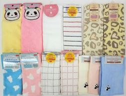 Daiso Japan Hand and Face Towels