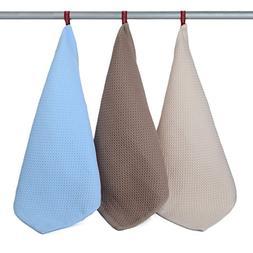 Zelta Hand Cleaning Towel Hanging Loop Washcloths Super Abso