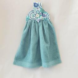 Hand Crafted  Cotton Cloth Hanging Kitchen Towel