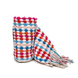 Addicted to Soap - Turkish Multi Color Blue Pink Hand Towel