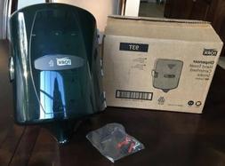 Tork Hand Towel Centerfeed Dispenser, M2 System, 93T, Smoke