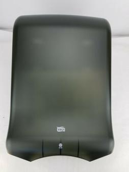 Tork Hand Towel Dispenser. For Multifold towels. Smoke color