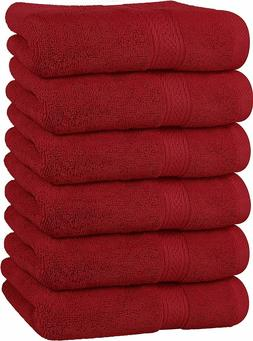 4 Large Hand Towels 16 x 28 Inches Cotton 600 GSM Wholesale