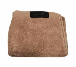Graccioza Collection Hand Towel, Savannah Brown, 18x30 in.