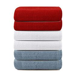 VERTEXWAN Kitchen Towels,  100% Natural Cotton, Machine Wash