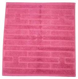 Hermes Hand Towel Wash Cloth Rose HEJY15