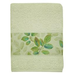 Bacova Guild Hand Towel, Waterfalls Leaves 48720
