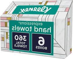 🔥 Kleenex Hand Towels 6 pack  360 Total Towels SAME DAY S