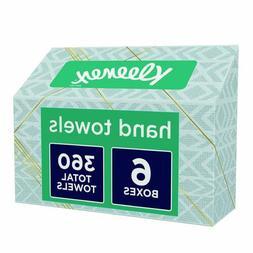 Kleenex Hand Towels, 60 Disposable Towels per Box, Pack o