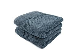 Cleanbear Hand Towels, Highly Absorbent,Set of 100% Cotton ,
