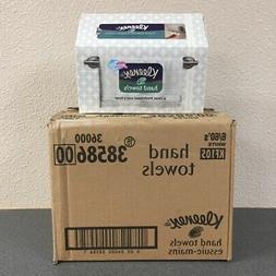 Kleenex Hand Towels, White, 6 x 60ct 036000385861S1634