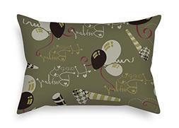 TonyLegner Happy Birthday Cushion Covers Best Wife Bench Boy