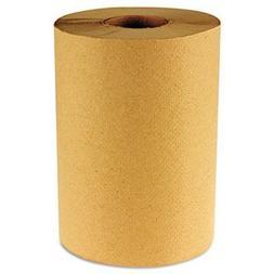 Boardwalk Hardwound Paper Towel - 1 Ply - 6 / Case - Brown