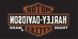 Harley Davidson Trademark Beach Towel