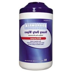 Boardwalk 356W Heavy-Duty Wipes, 10 4/5 x 7, Fresh Scent, 90