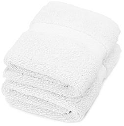 Pinzon Heavyweight Luxury 820-Gram Hand Towel - White