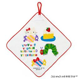 Sanrio Hello Kitty × The Very Hungry Caterpillar loop with