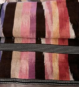 Missoni Home Portugal 2x HOMER Bath Hand Towels Set 100% Cot