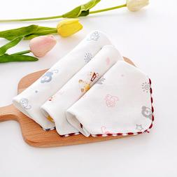 hot sale square face towels cotton gauze