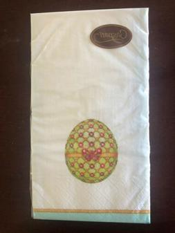 Caspari - Imperial Eggs Guest Towels Easter