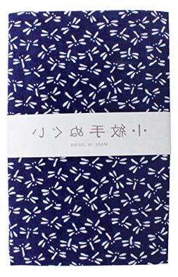 """Japanese Traditional Towel """"Tenugui"""" Small Pattern Dragonfly"""