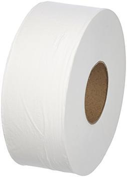 AmazonBasics Professional Jumbo Roll Toilet Tissue for Busin