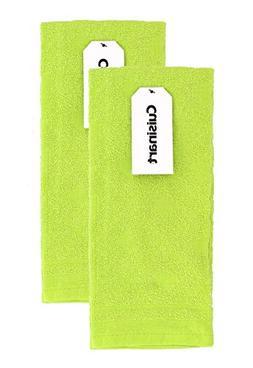 Cuisinart Kitchen, Hand and Dish Towels - Premium 100% Cotto