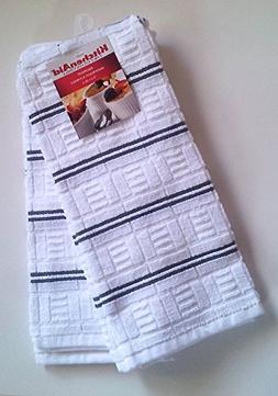 KitchenAid 2 Pack Kitchen Towels, Silver