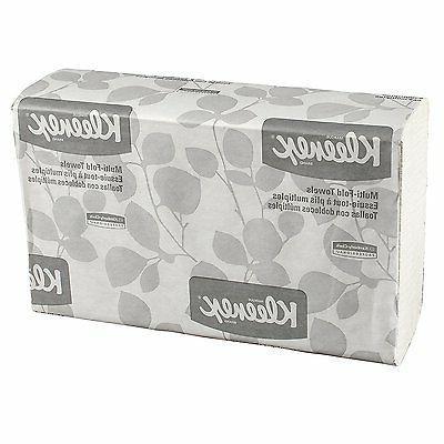 Multi-Fold Paper Towels 9 1/5 x 9 2/5 White 150/Pack 8 Packs