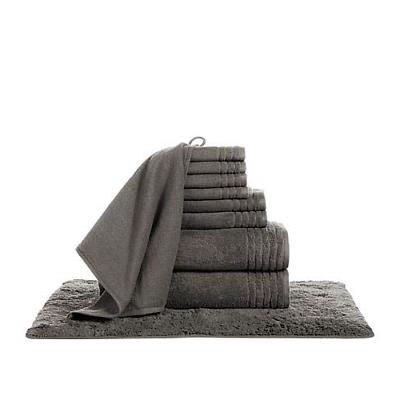 10 piece luxury supreme stretch towel set