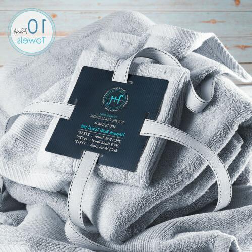 Ultra Soft 100% Washcloths
