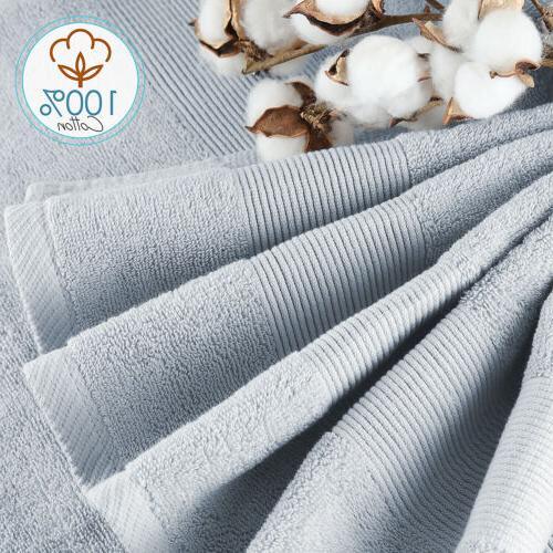 10 Towel Towels Bath Hand & Washcloths