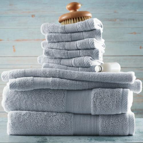 10 Towel Towels Washcloths