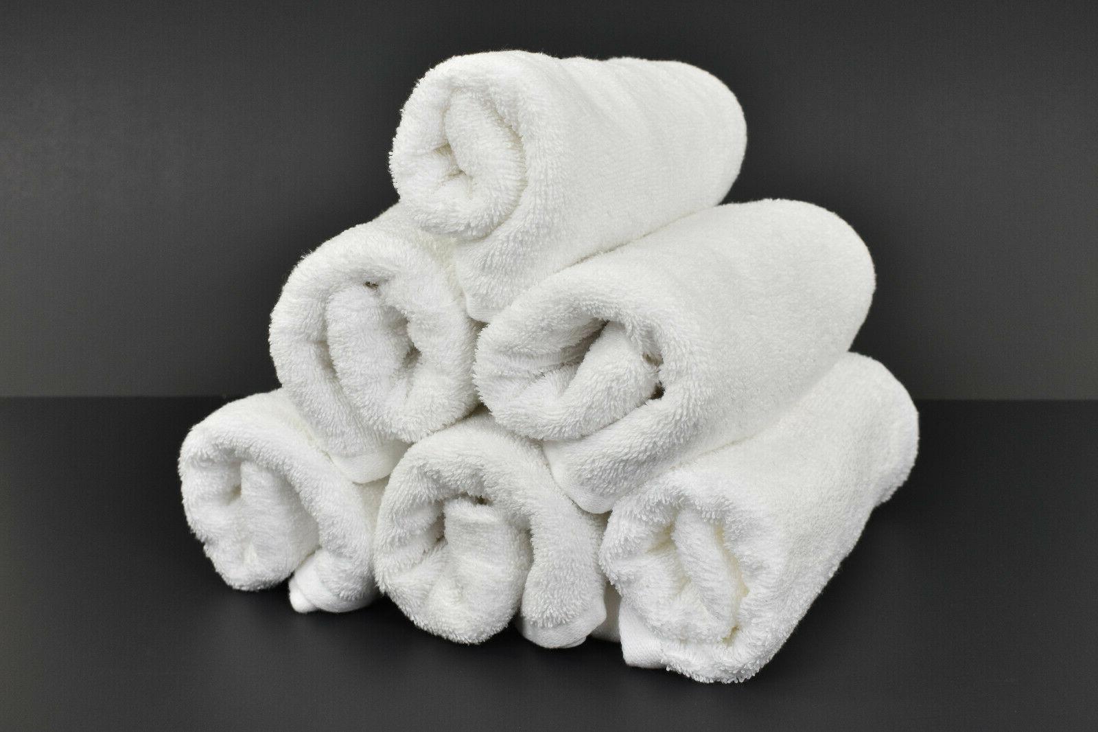 """AmazonBasics 100% Towels Pack of 6, 26"""""""