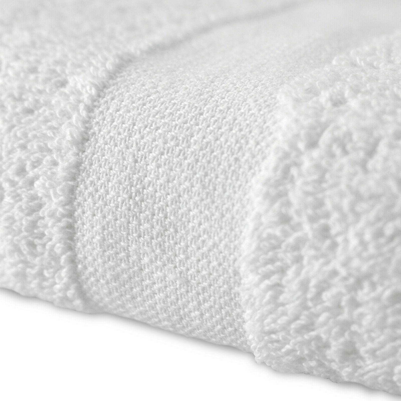 Hand Towels - - Bulk Bathroom Cotton Towels