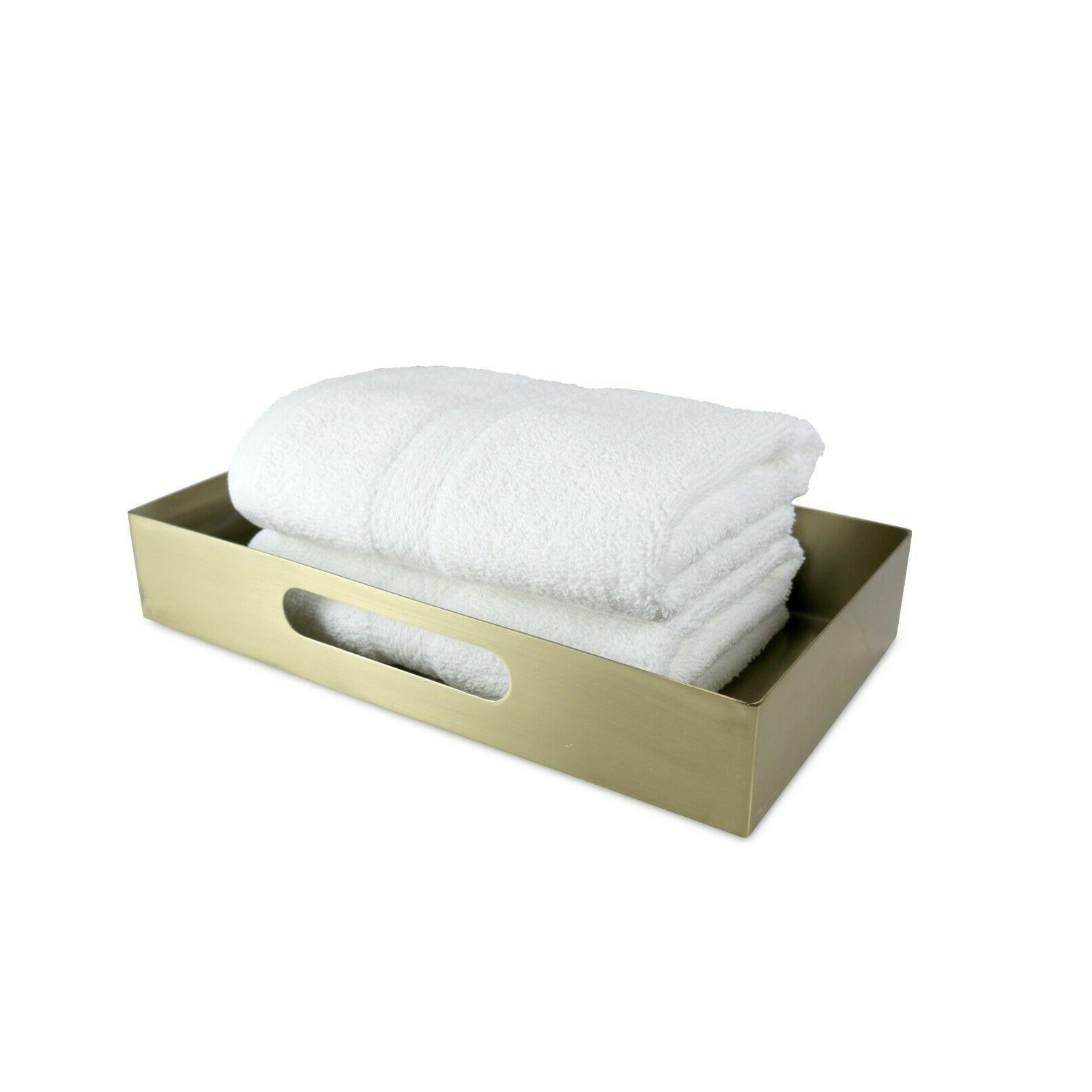 12 Pack Hand - - 16 x - Bathroom Towels