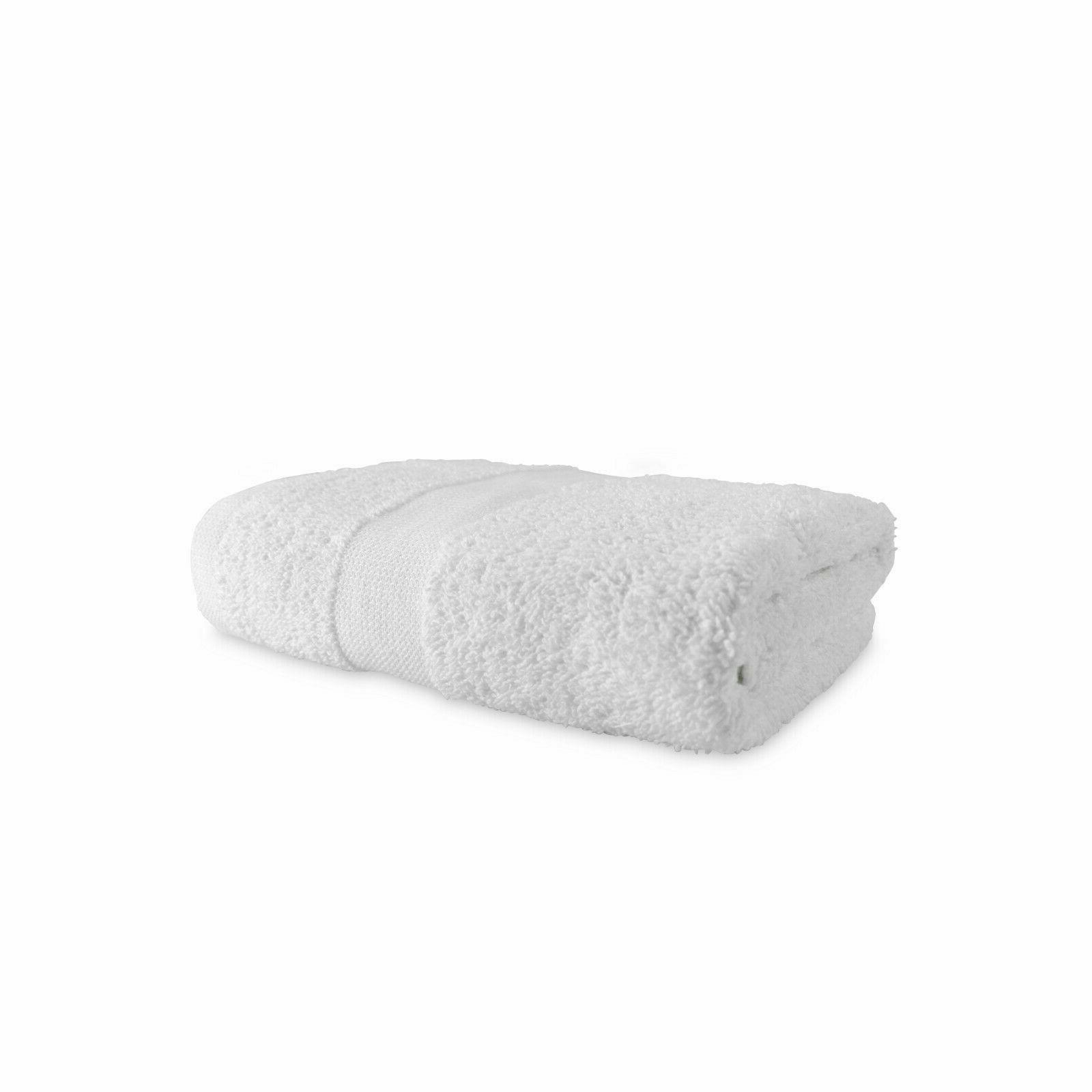 12 pack of admiral hand towels white