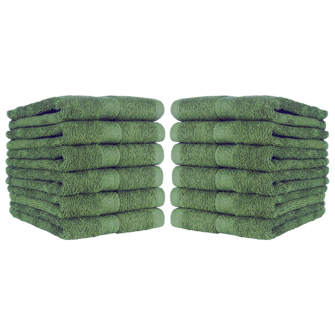 12 Pack of Bathroom Hand Ring-Spun 16 27
