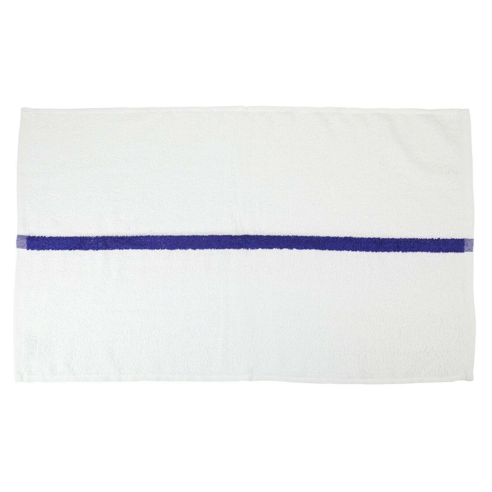 12 Gym Hand Towels 27 Absorbent Cotton Workout