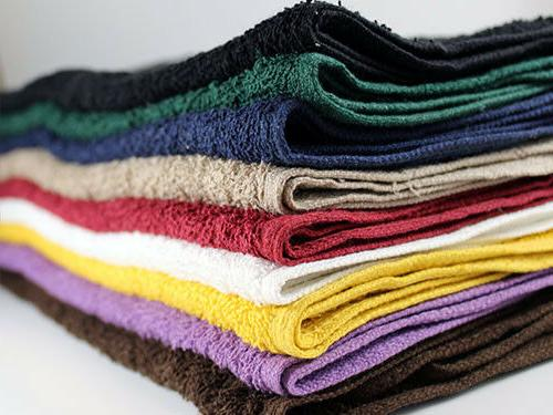 12 Pack Beauty Threadz Ultra 100% Cotton Salon Gym Hand towe