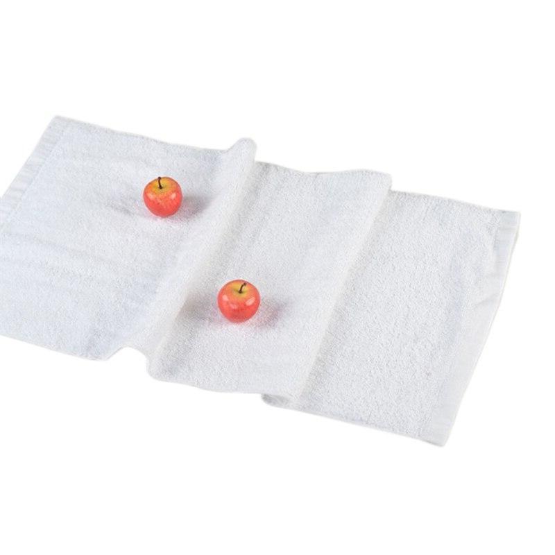 1Pc Soft Hotel <font><b>Towel</b></font> <font><b>Hand</b></font> <font><b>Towels</b></font> absorption white <font><b>towel</b></font> A1