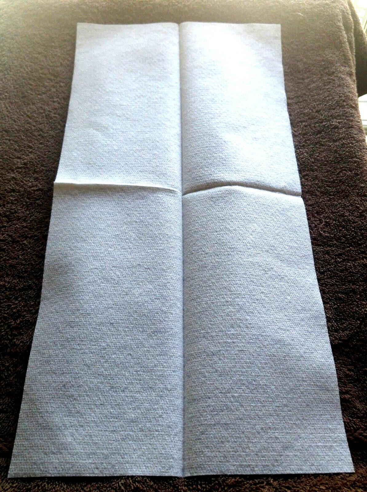 30 Paper Guest Hand For Dinne,Clean up White