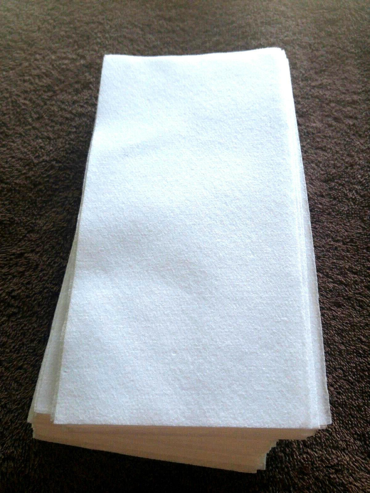30 disposable paper guest hand towels thick