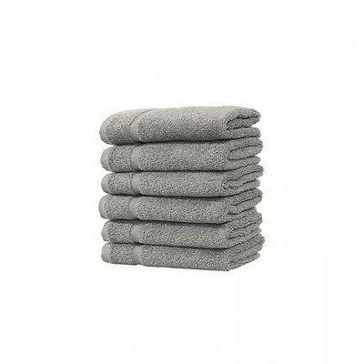 24 salon gym spa ringspun hand towels