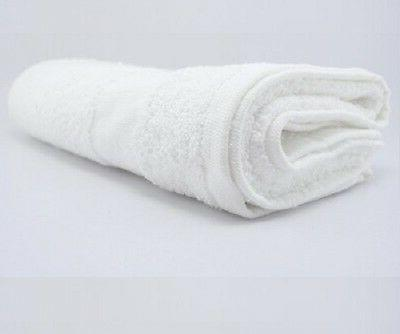 24 a 100% cotton ringspun hand towels 16x27 r