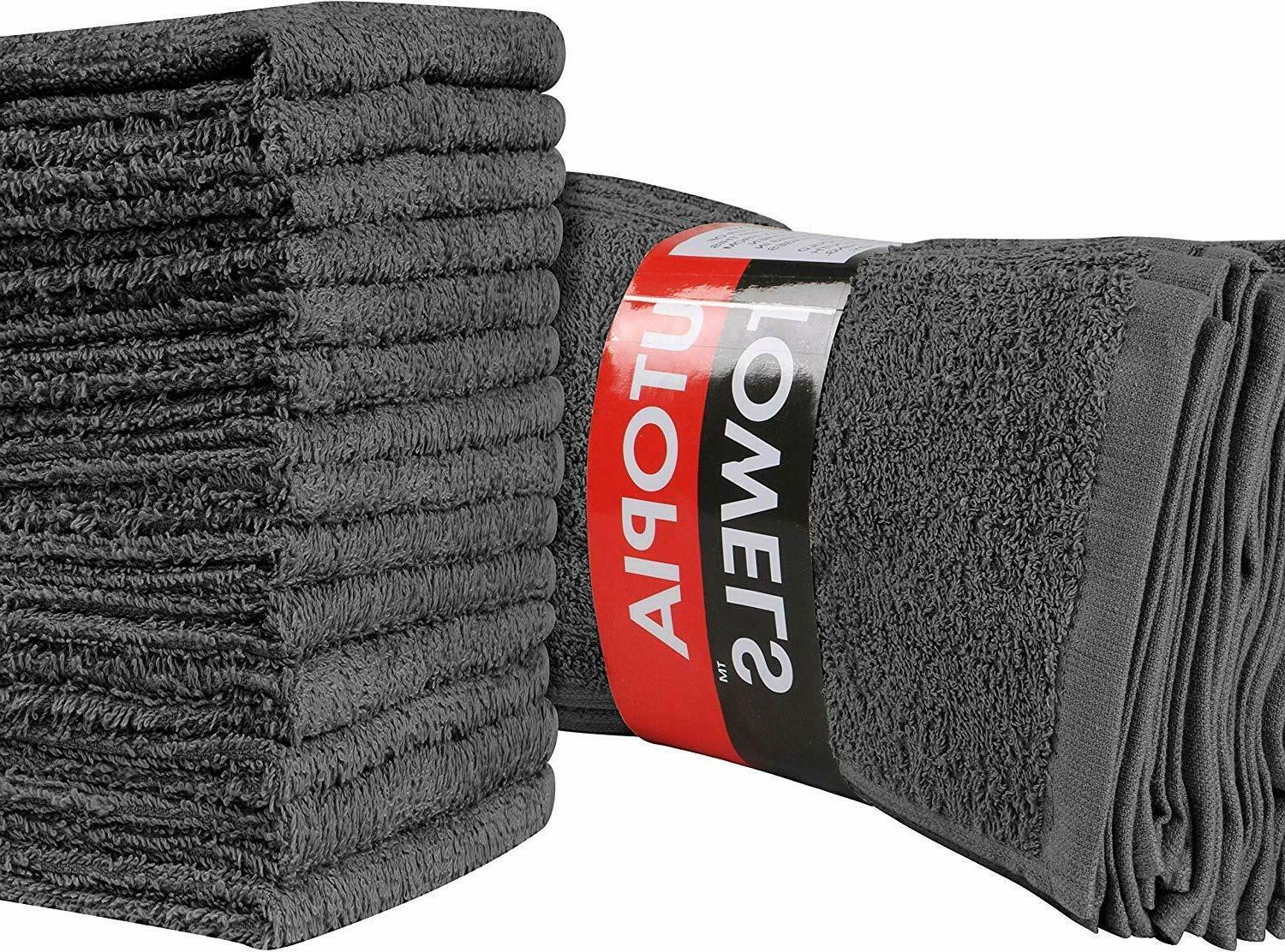 Washcloths inches Finger Towels