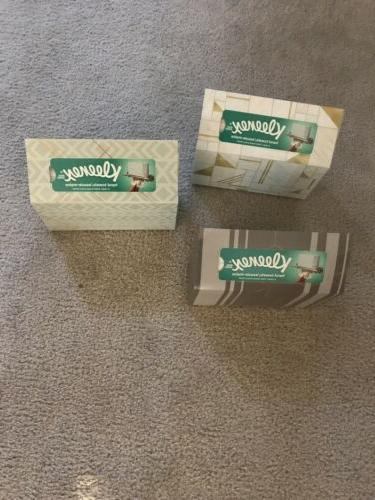 3 Boxes Expression Disposable Towels ~60 Count~